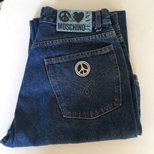 Vintage Moschino jeans